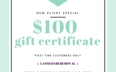*New Client Gift Certificates*